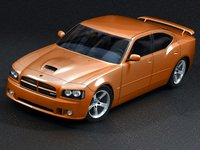 max dodge charger 2005 srt8