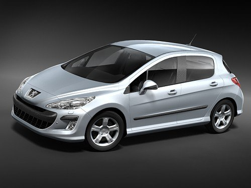 Peugeot 308 midpoly