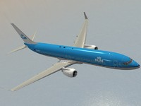 boeing 737-900 klm 3ds