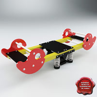 3ds collective seesaw hen