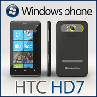 HTC HD7 Windows Phone 7 Cellphone