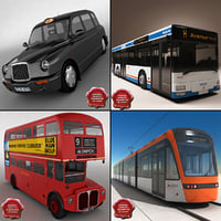 London Vehicles Collection V2