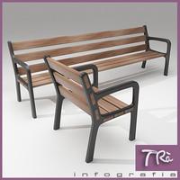 bench montseny max