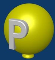 free blend mode p balloon