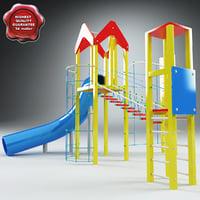playground v5 c4d