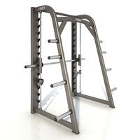 sport exerciser 3d model