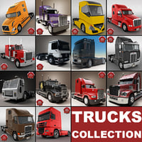 Trucks Collection V3