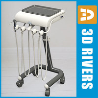 Dental Cart by 3DRivers