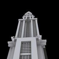 chrysler building skyscraper 3d 3ds
