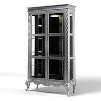 3d classic cupboard sideboard model