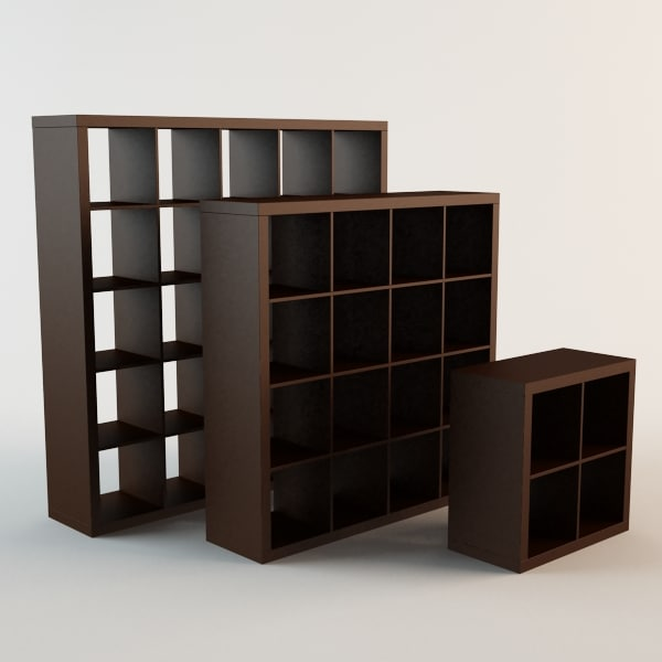 expedit 2x2 4x4 5x5 3d 3ds. Black Bedroom Furniture Sets. Home Design Ideas