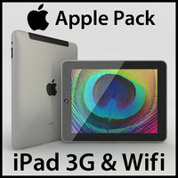 3d apple ipad wifi 3g
