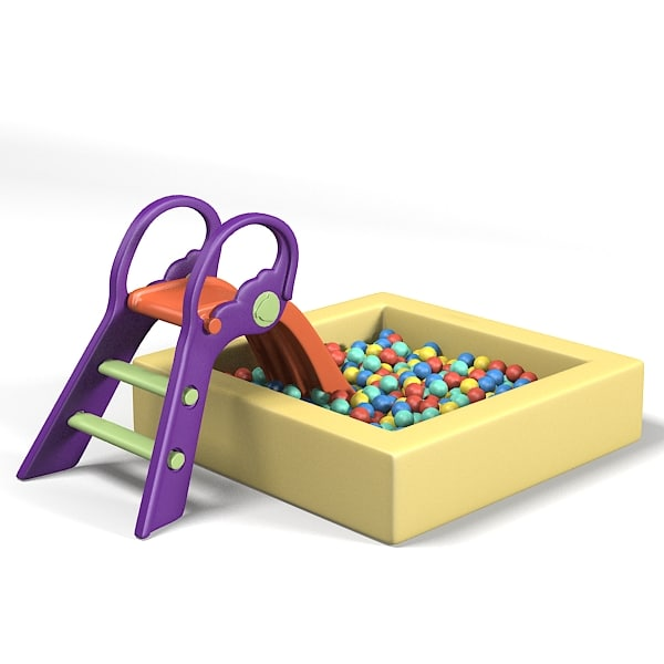 kid stair ball basin pool toy game children playing ground.jpg