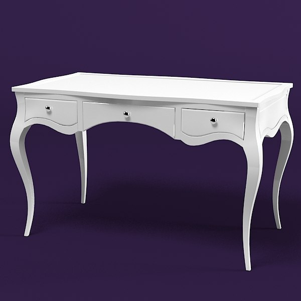 moda poema desk vanity lady table writing classic modern neo art deco.jpg