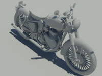 3ds triumph royal enfield