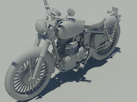 3ds triumph motorcycle