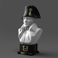 3d model napoleon