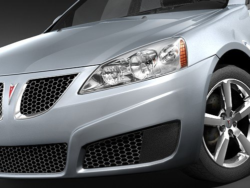 pontiac g6 sedan max - Pontiac G6 sedan... by squir