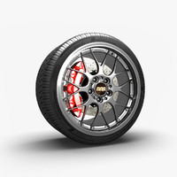 wheel pirelli pzero 3ds