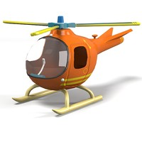 rescue helicopter toy kid play game