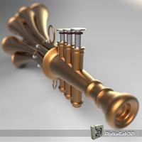 max shawm schalmei trumpet musical