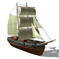 Sailship Sloop