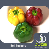ball pepper 3d model