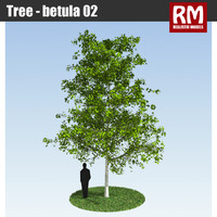 3d max tree -