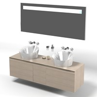 3d model antonio lupi bathroom