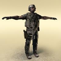 Soldier- Delta Operator
