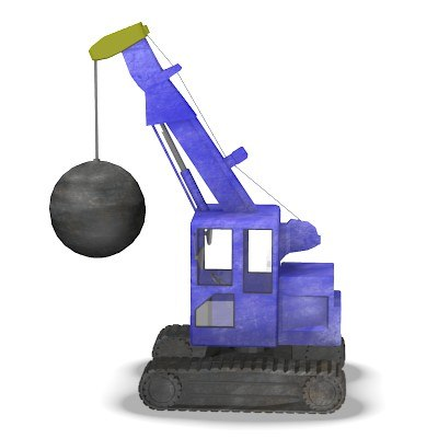 destruction crane2
