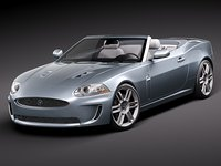 3dsmax xkr xk r sport coupe