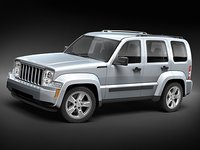 Jeep Cherokee - Liberty