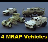 Military Utility Vehicles Pack