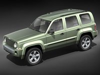 Jeep Patriot midpoly