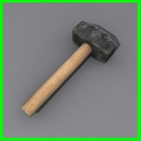 dxf mallet modeled