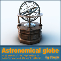 Astronomical globe