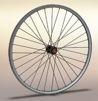 Mountin Bike Front Wheel