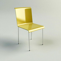 3d chairs model