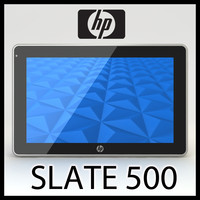 HP Slate 500 Mini Tablet Computer