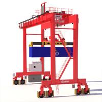 rtg gantry crane kalmar max