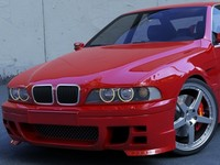 3ds max tuned car