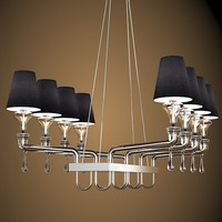 barovier toso 7031 domo nevada modern glass chandelier ceiling light lamp hi tech contemporary art deco