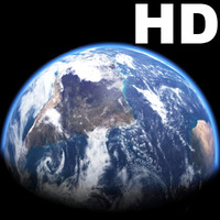 earth hd planets incredible 3d model