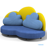 haba 2924 cloud sofa kid children seat seating small little onesd