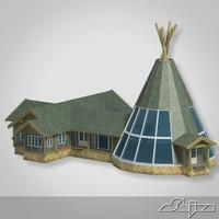 alpen cottage 3ds