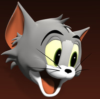 tom jerry 1940 3d blend