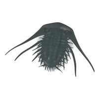 trilobite tri 3d 3ds