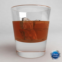Whiskey Glass 1