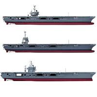 navy ship 3d max